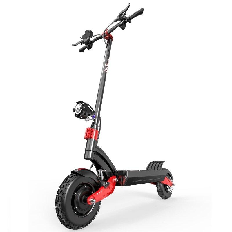 [EU Direct] X-Tron X10 10 Inch 2400W 52V 23.4Ah Dual Motor Electric Scooter 65Km/h Max Speed 60-80Km Range 150Kg Max Load