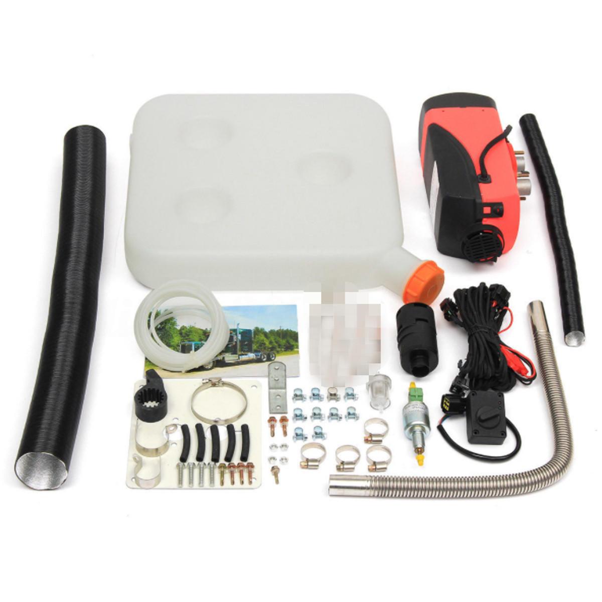 hight resolution of 24v 12v 2kw 5kw diesel air parking heater diesel heating parking air heater cod