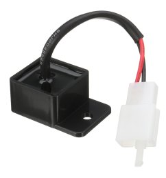 2 pin led flasher relay for motorcycle turn signal lights cod [ 1200 x 1200 Pixel ]