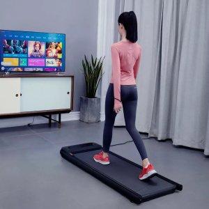 Στα 233€ από αποθήκη Τσεχίας   [EU Direct] UREV0 U1 Fitness Walking Pad Ultra Thin Smart Treadmill Exercise Gym Equipment Remote Control LED Display Outdoor Indoor