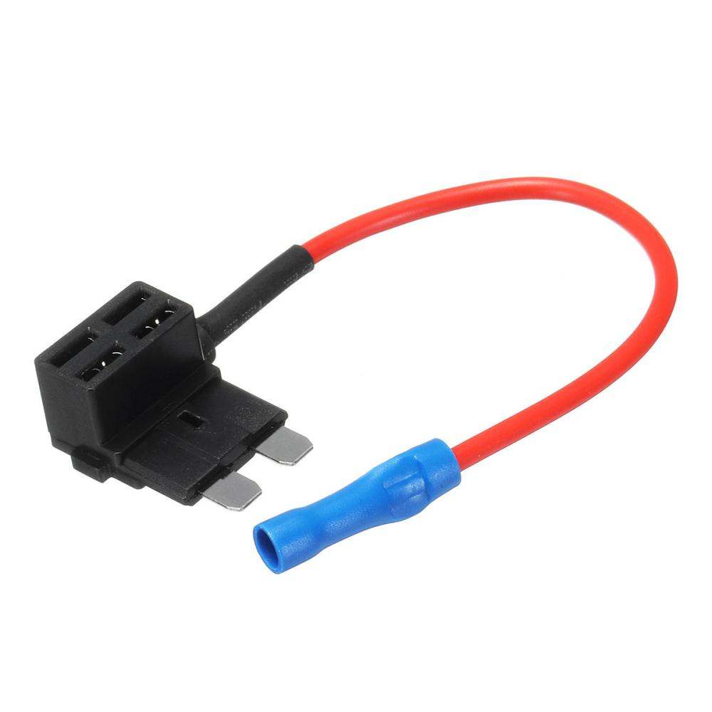 medium resolution of v acu add a circuit fuse tap car mini micro blade fuse box holder low profile cod