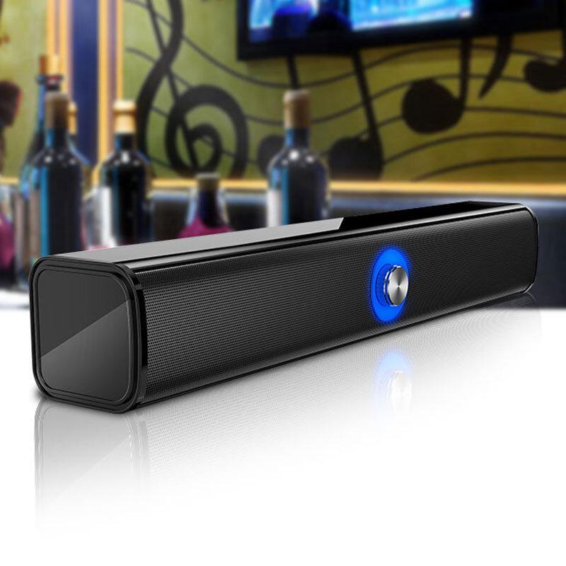 Bakeey BT167 bluetooth Speaker bluetooth Soundbar 20W Home Theater TF Card USB AUX 2000mAh Wireless Speaekers for TV Computer Laptop Phone