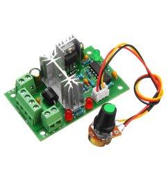 pwm dc motor speed switch controller control reversible regulator cod [ 1000 x 1000 Pixel ]