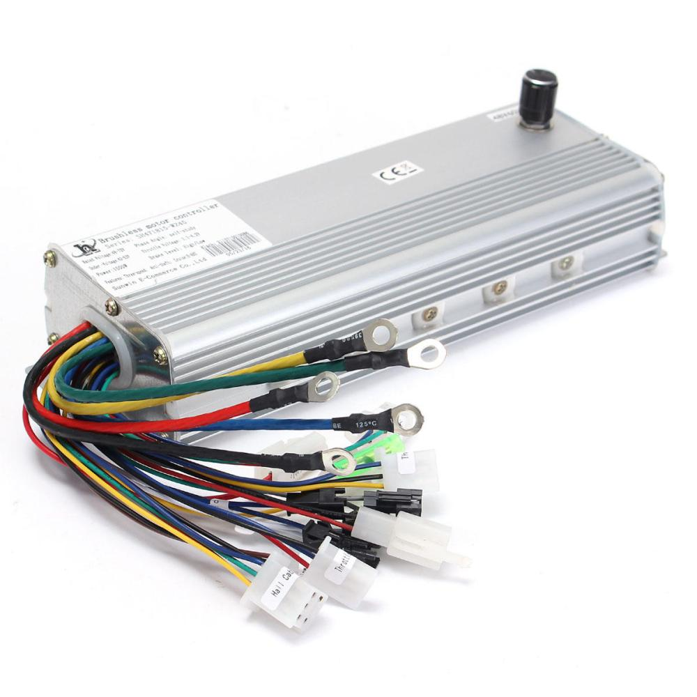 medium resolution of 1500w 48v 72v electric scooter brushless motor controller for e bike scooter cod