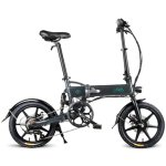 Στα 490.87 € από αποθήκη Τσεχίας | ΔΩΡΕΑΝ ΜΕΤΑΦΟΡΙΚΑ | [EU Direct] FIIDO D2S Shifting Version 36V 7.8Ah 250W 16 Inches Folding Moped Bicycle 25km/h Max 50KM Mileage Electric Bike