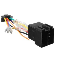 16pin car stereo radio wiring harness connector plug iso pi100 for 16pin car stereo radio wiring [ 1200 x 1200 Pixel ]