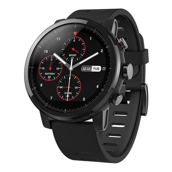 International Xiaomi AMAZFIT Huami Stratos Sports Smart Watch 2 GPS 1.34inch 2.5D Screen 5ATM