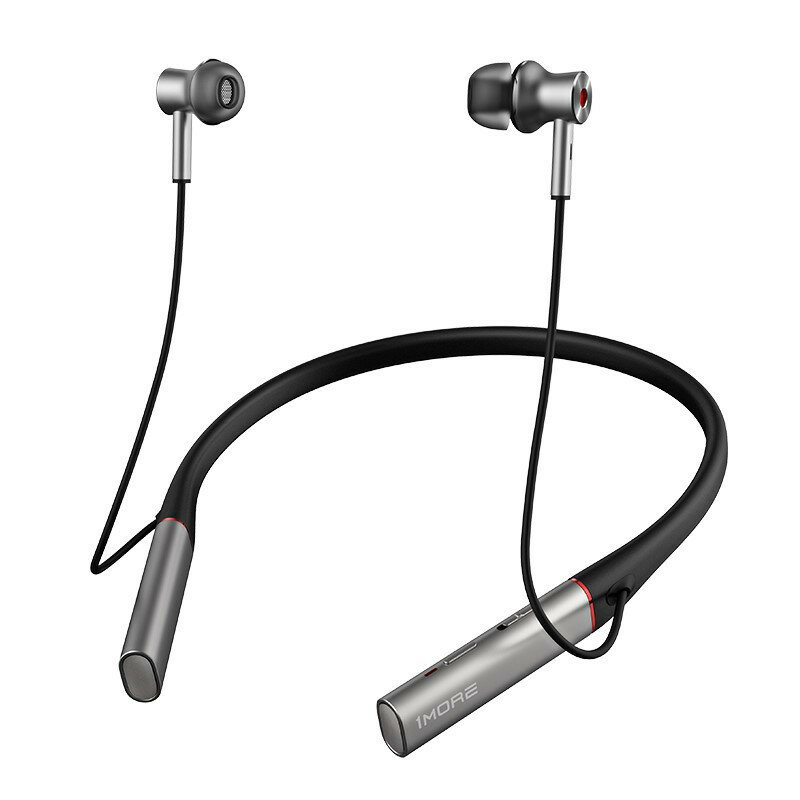 1MORE E1004BA ANC Wireless bluetooth Earphone Balanced Armature Dynamic Type-C Quick Charge Neckband from Eco-System
