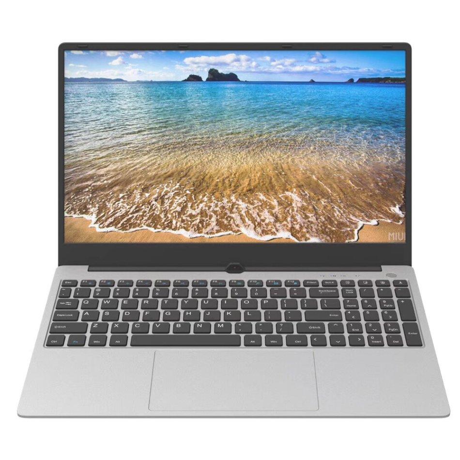 NVISEN GLX153 15.6 inch Intel Pentium 4405U NVIDIA GeForce MX130 8GB DDR4 Upgradable RAM 256GB SSD 89% Screen Ratio 2.0MP HD Camera Backlit Notebook
