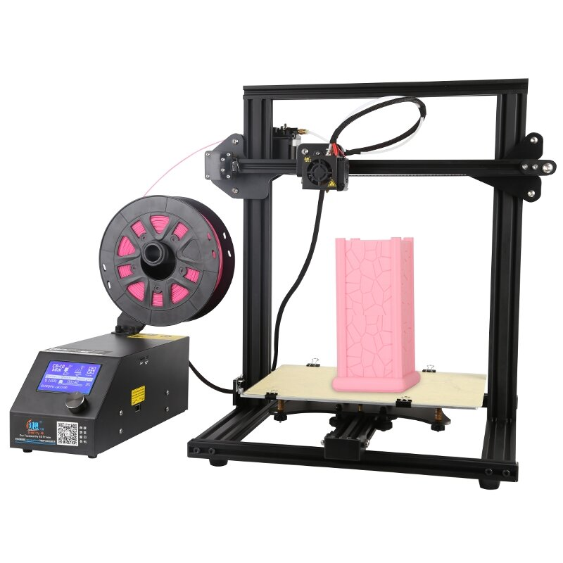 Creality 3D® CR-10 Mini DIY 3D Printer Kit Support Resume Print 300*220*300mm Large Printing Size