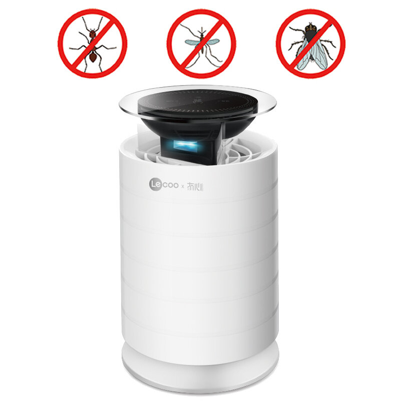 Maoxin 365nm UVC Mosquito Killer Insect Repellent Lamp USB Home Outdoor Electronic Bug Zapper Trap Light from XIAOMI YOUPIN