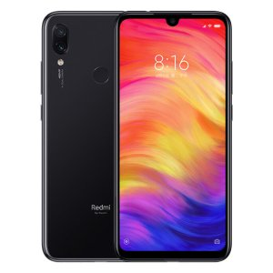 Xiaomi Redmi Note 7 Global Version 6.3 inch 3GB RAM 32GB ROM Snapdragon 660 Octa core 4G Smartphone – Black(EU Charger)