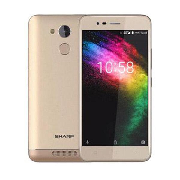 Sharp R1 Global Version 5.2 Inch HD 4000mAh 3GB RAM 32GB ROM MT6737 Quad Core 1.25GHz 4G Smartphone