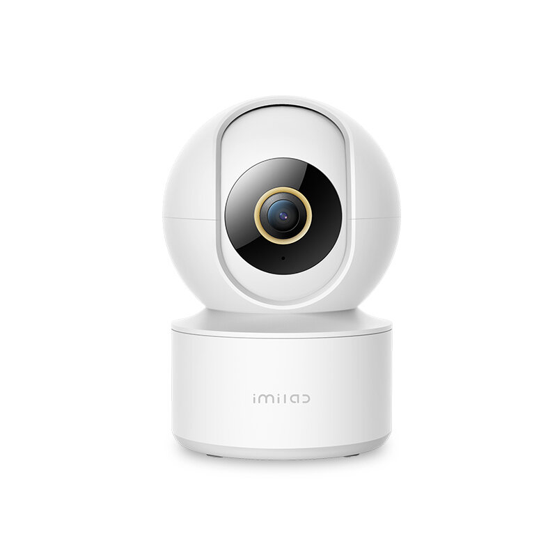 IMILAB C21 4MP 2.5K WIFI Smart Home IP Camera Baby Monitor Work With Alexa PTZ Human Detection & Tracking Night Vision Voice Intercom Security Monitor Cloud & Local Storage