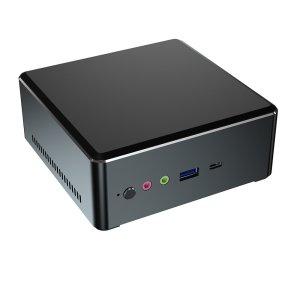 Στα € 359.09 από αποθήκη Κίνας | T-Bao TBOOK MN35 AMD Ryzen 5 3550H Mini PC 16GB DDR4 512GB NVME SSD Desktop PC Mini Computer Radeon Vega 8 Graphics 2.1GHz to 3.7GHz DP HD Type-C