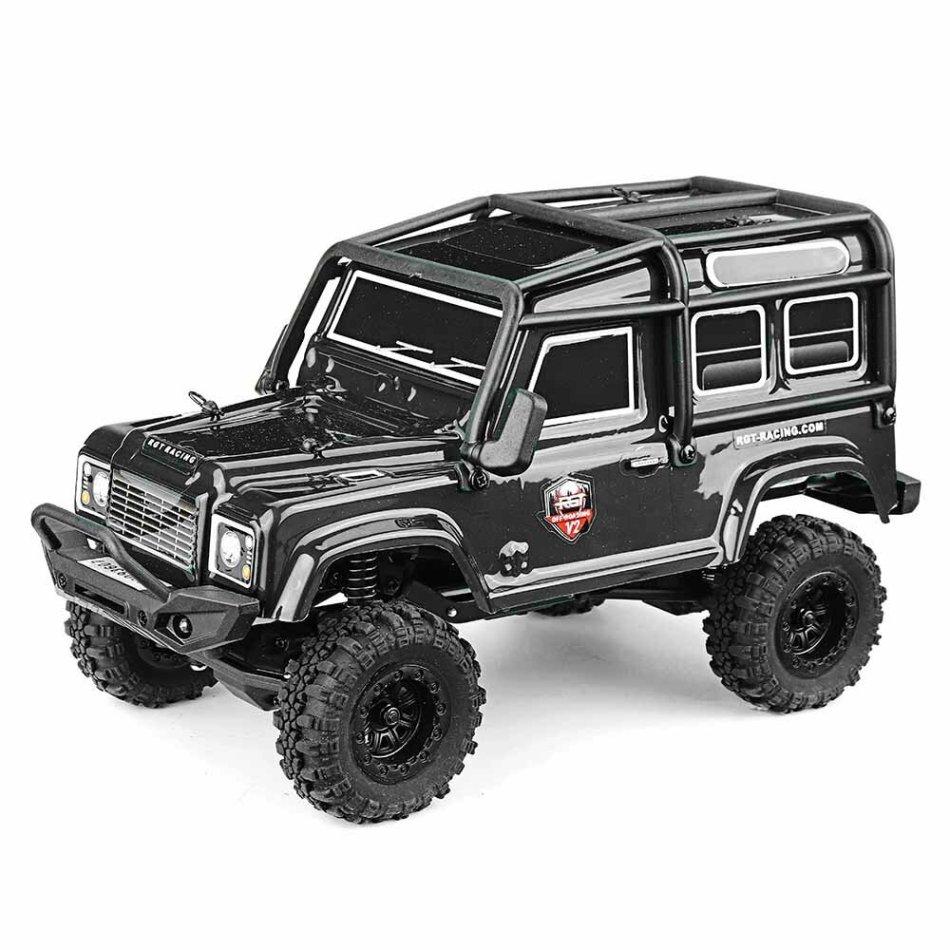 RGT 136240 V2 1/24 2.4G RC Car 4WD 15KM/H Vehicle RC Rock Crawler Off-road