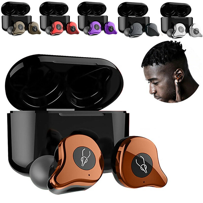 Sabbat E12 Ultra TWS Wireless bluetooth 5.0 Earphone Hi-Res QCC3020 4 Mic Noise Reduction Plating Sports Headphone