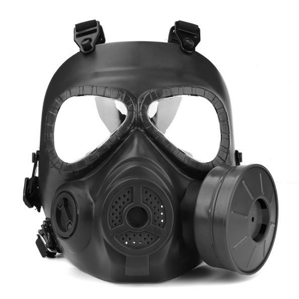 M04 airsoft paintball dummy gas mask fan for cosplay protection ...