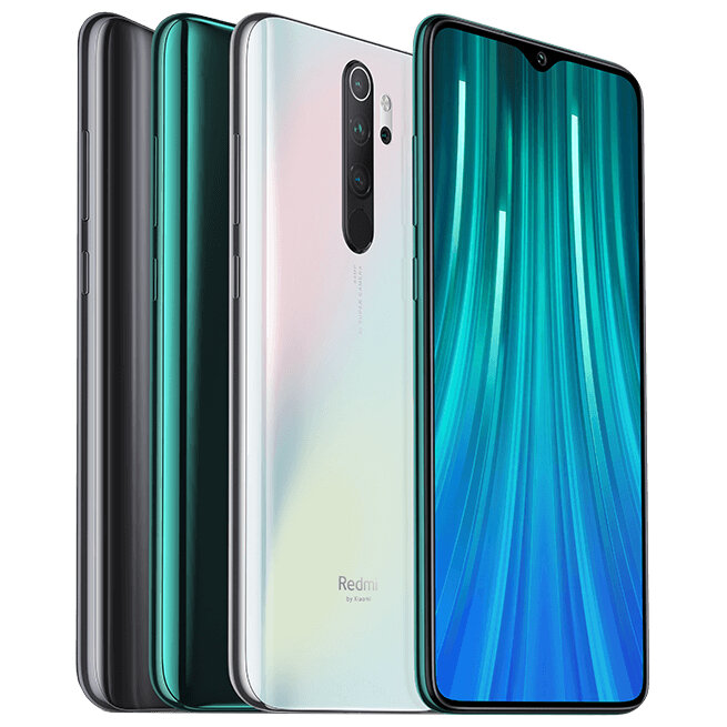 Πτώση τιμής | Xiaomi Redmi Note 8 Pro Global Version 6.53 inch 64MP Quad Rear Camera 6GB 64GB NFC 4500mAh Helio G90T Octa Core 4G Smartphone