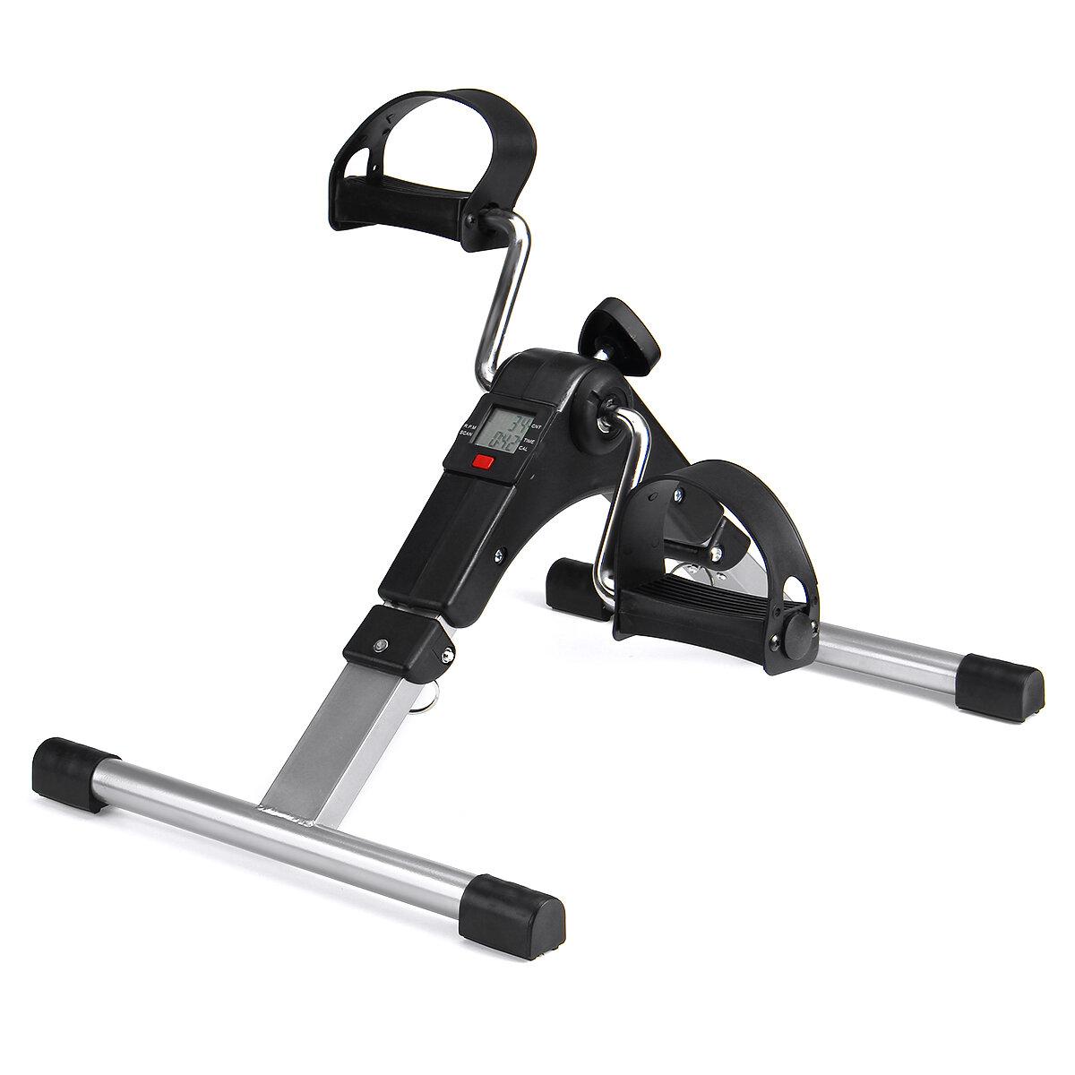 Ευρωπαϊκή αποθήκη   Mini Exercise Fitness Bike Tools Leg Beauty Trainer Old Man Limb Leg Hand Training Equipment