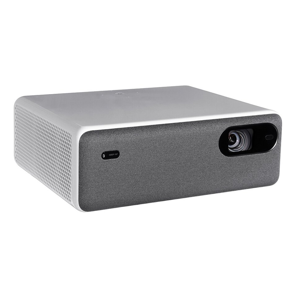 [New Version] XIAOMI Mijia ALPD3.0 Laser Projector 2400 ANSI Lumens 4k Resolution Supported 250 Inch Screen Wifi bluetooth Dual 10W Speaker Home Theater Projector
