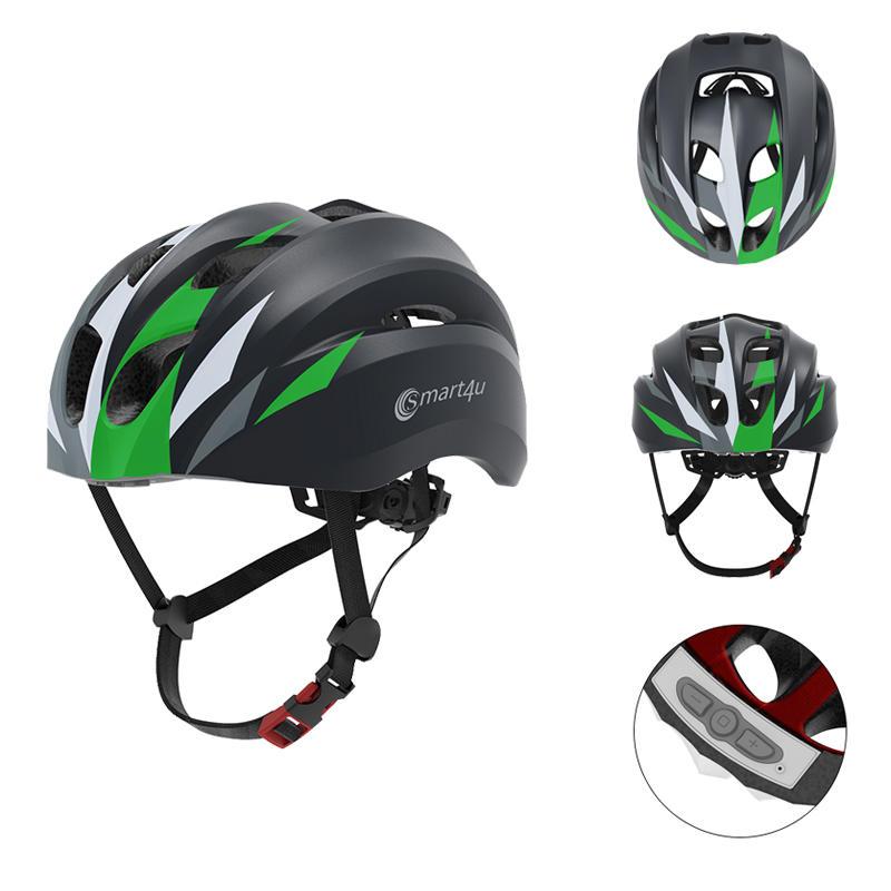 Smart4u SH20 Smart bluetooth Helmet USB Charge Speaker Handsfree Phone Call Voice Waterproof Riding Cycling Helmet