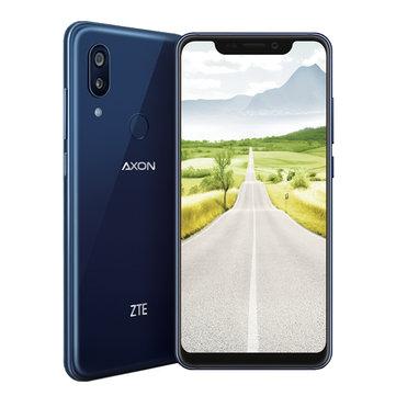 ZTE Axon 9 PRO NFC IP68 6.21 inch 8GB RAM 256GB ROM Snapdragon 845 Octa core 4G Smartphone