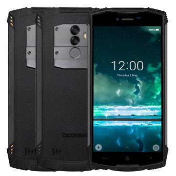 DOOGEE S55 5.5 inch IP68 Waterproof Android 8.0 4GB RAM 64GB ROM MTK6750T Octa Core 5500mAh 4G SmartphoneSmartphonesfromMobile Phones & Accessorieson banggood.com