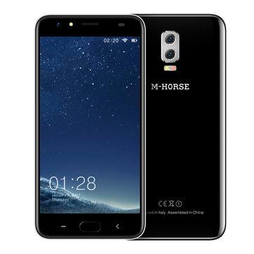M-HORSE Power 2 5.5 Inch Android 7.0 6000mAh Battery 2GB RAM 16GB ROM MTK6737 4G Smartphone