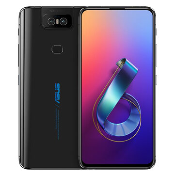 ASUS ZenFone 6 Global Version 6.4 Inch FHD+ 5000mAh 48MP+13MP Flip Cameras 8GB 256GB Snapdragon 855 4G Smartphone Smartphones from Mobile Phones & Accessories on banggood.com