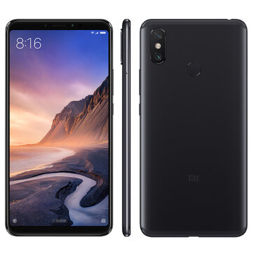 Xiaomi Mi Max 3 Global Version 6.9 inch 4GB RAM 64GB ROM Snapdragon 636 4G Smartphone