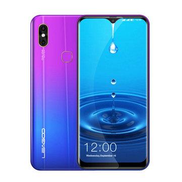 £86.1131%LEAGOO M13 6.1 Inch HD 19:9 IPS Waterdrop Diaplay Android 9.0 3000mAh 4GB RAM 32GB ROM MT6761 Quad Core 4G SmartphoneSmartphonesfromMobile Phones & Accessorieson banggood.com