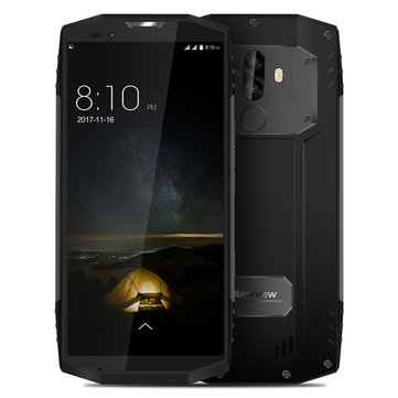 Blackview BV9000 Pro 5.7 Inch IP68 Corning Gorilla Glass 5 6GB RAM 128GB ROM Helio P25 4G Smartphone