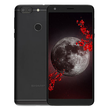 SHARP B10 Global Version 5.7 Inch HD+ 4000mAh 13.0MP+8.0MP Dual Rear Cameras 3GB 32GB