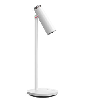 Baseus I-Wok Stepless Dimmable Desk Lamp Table Reading Light Eye Protection LED Desk Lamp USB Rechargeable Work Study Table Lamp