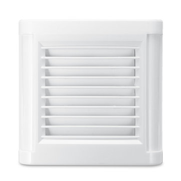4 inch 220v 60w ventilation fan glass window bathroom toilet wall waterproof exhaust fan