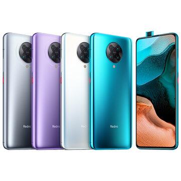 Xiaomi Redmi K30 Pro Zoom CN Version 64MP Quad Cameras 8GB 128GB 6.67 inch WiFi 6 NFC Snapdragon 865 5G SmartphoneSmartphonesfromMobile Phones & Accessorieson banggood.com