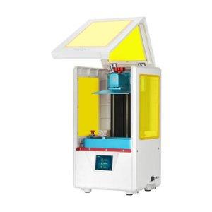 Ευρωπαϊκή αποθήκη | Anycubic® Photon-S UV Resin LCD 3D Printer 115*65*165mm Printing Size With Dual Z-axis Design / Silent Print / 2.8-inch Touch Screen / Off-line Printing
