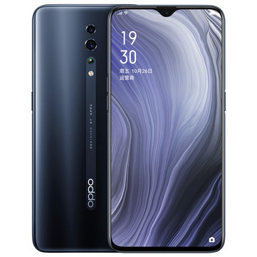 OPPO Reno Z CN Version 6.4 inch FHD+ NFC 4035mAh VOOC 3.0 48MP Dual Rear Cameras 8GB RAM 128GB ROM Helio P90 Octa Core 2.2GHz 4G Smartphone Smartphones from Mobile Phones & Accessories on banggood.com