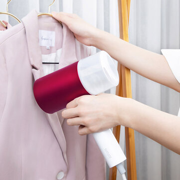 Lofans Garment Steam Iron Mini Portable Household Travel Electric Ironing Appliance