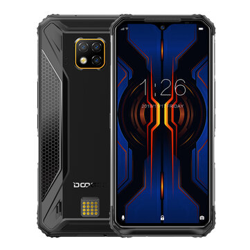 DOOGEE S95 Pro Super Bundle Global Bands IP68 Waterproof 6.3 inch FHD+ NFC Android 9.0 5150mAh 48MP AI Triple Rear Cameras 8GB RAM 128GB ROM Helio P90 Octa Core 4G Smartphone  Smartphones from Mobile Phones & Accessories on banggood.com