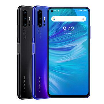 Umidigi F2 Global Bands 6.53 inch Android 10 48MP Quad Rear Camera NFC 5150mAh 6GB 128GB Helio P70 Octa Core 4G SmartphoneSmartphonesfromMobile Phones & Accessorieson banggood.com