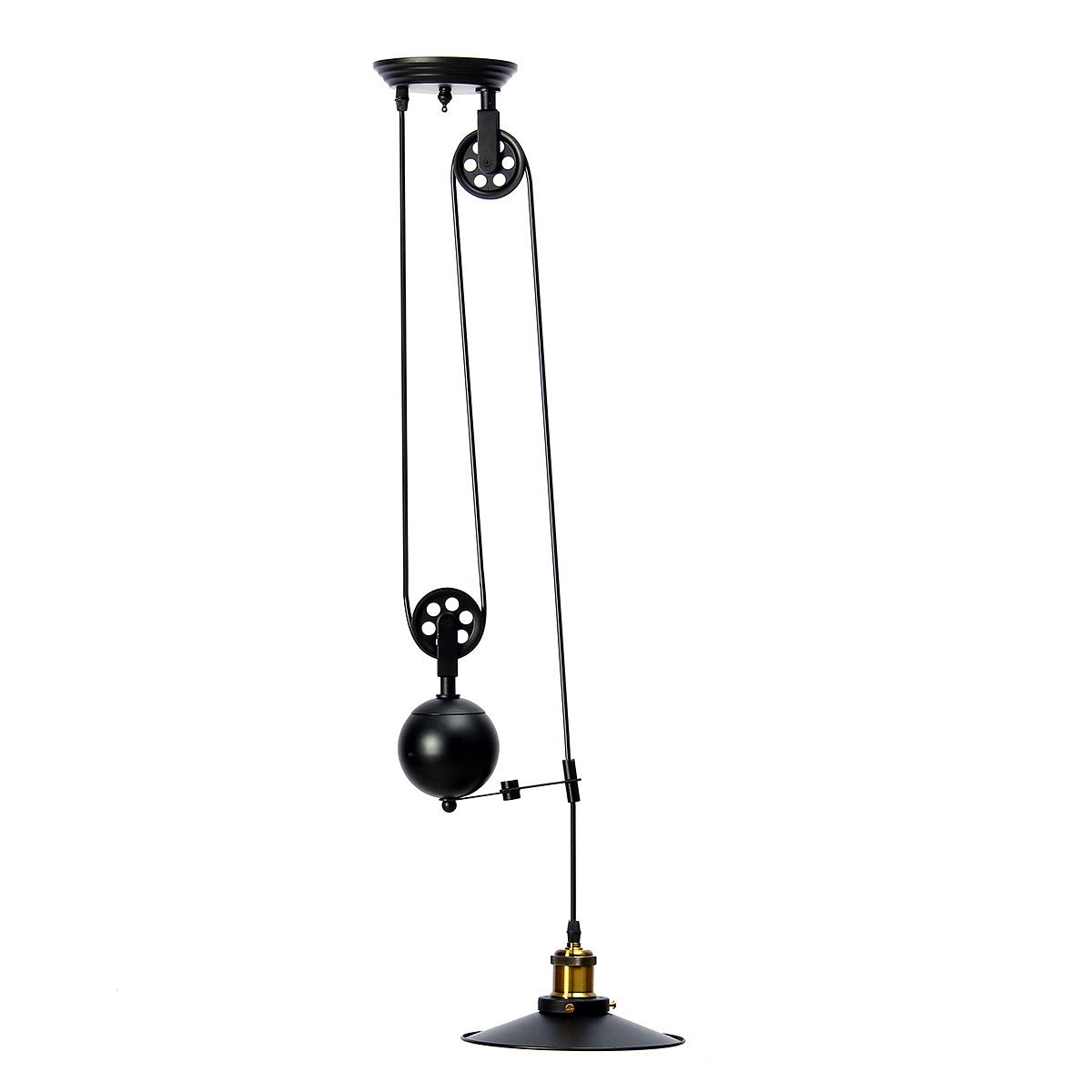 E27 Vintage Industrial Retro Hanging Ceiling Light