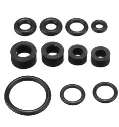 11pcs 7 3l powerstroke diesel fuel filter housing o ring seal ring kit for ford 99 03 cod [ 1000 x 1000 Pixel ]