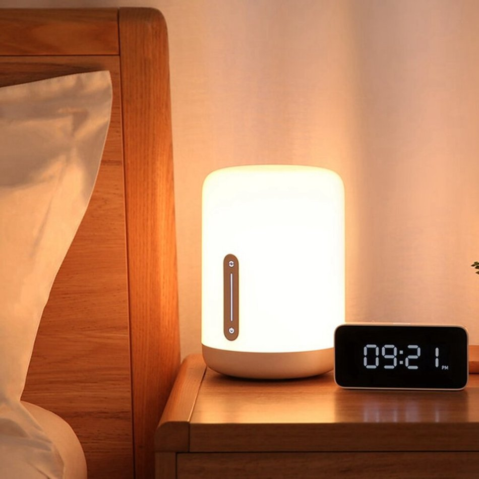 Xiaomi Mijia MJCTD02YL Colorful Bedside Light 2 bluetooth WiFi Touch APP Control Apple HomeKit Siri Coupon: BGBL555 CN $39.99