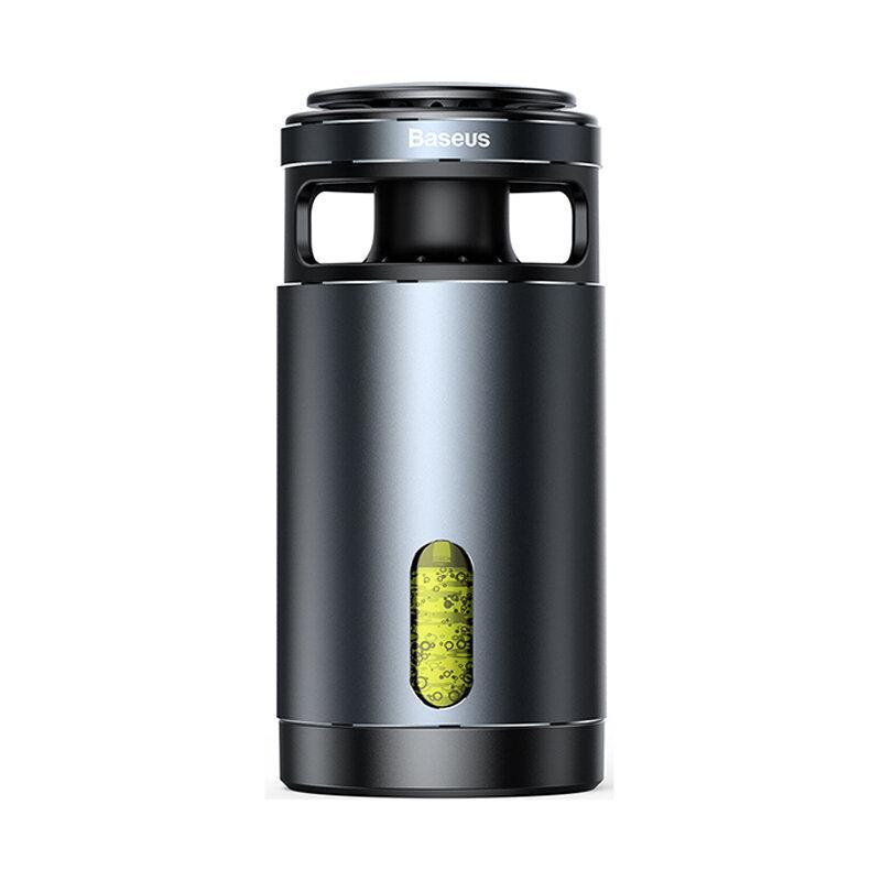 Beseus Car Air Purifier Humidifier Negative Ion Oxygen Removal Formaldehyde Aluminum Alloy Material