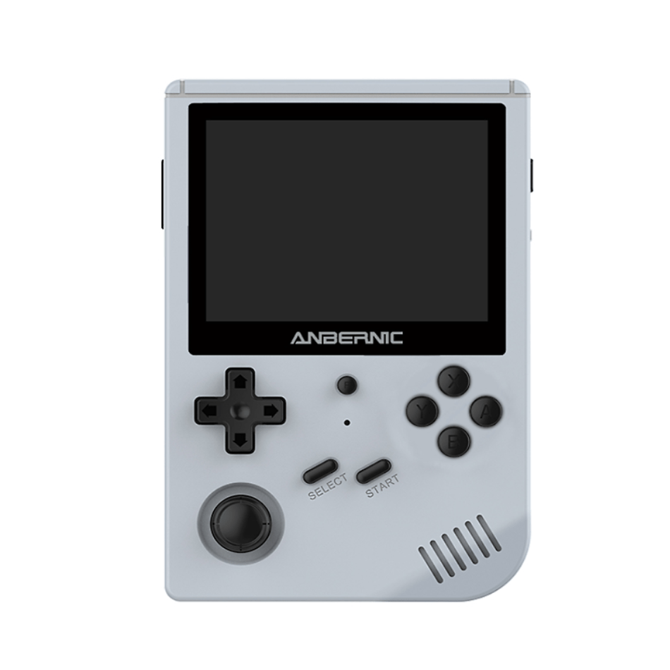 ANBERNIC RG351V 16GB Handheld Game Console for PSP PS1 NDS N64 MD PCE RK3326 Open Source Retro Video Game Player 3.5 inch IPS Display