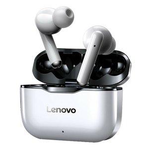 Στα €12.57 από αποθήκη Τσεχίας | NEW Lenovo LP1 TWS bluetooth Earbuds IPX4 Waterproof Sport Headset Noise Cancelling HIFI Bass Headphone with Mic Type C Charging