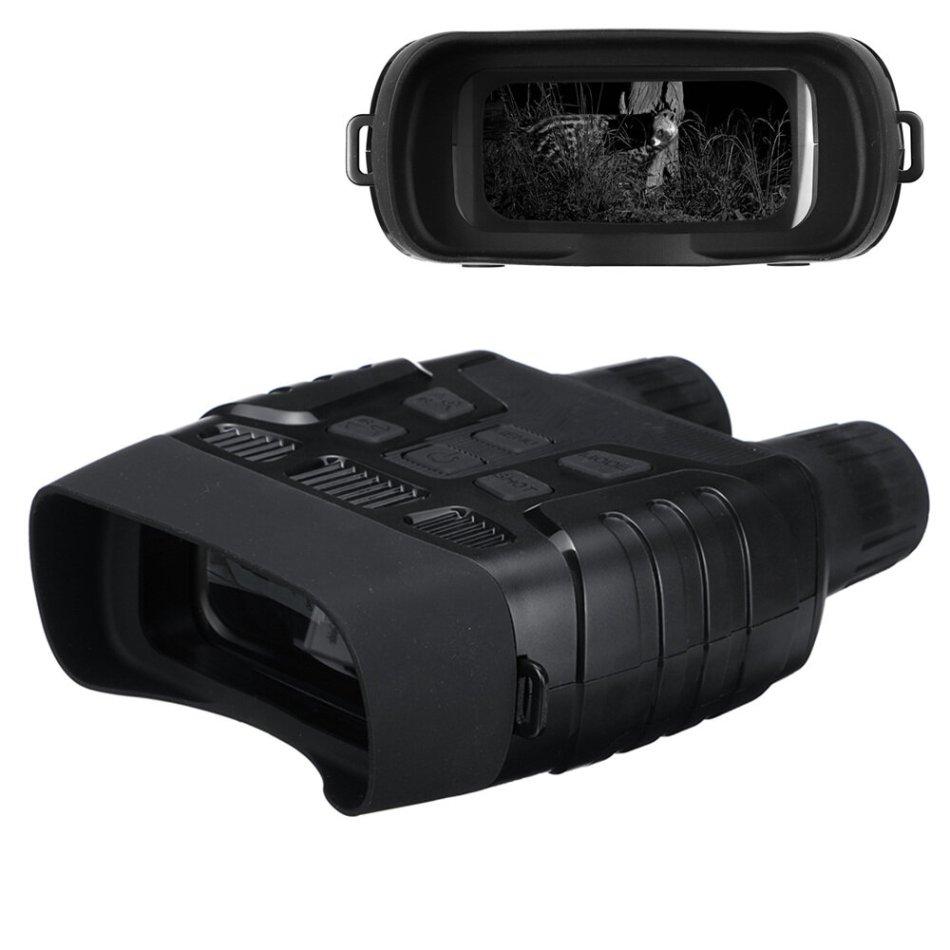 "Night Vision Device Binoculars 200M Digital IR Telescope Zoom Optics with 2.3"" Screen Photos Video Recording Travel Hunting Camera"