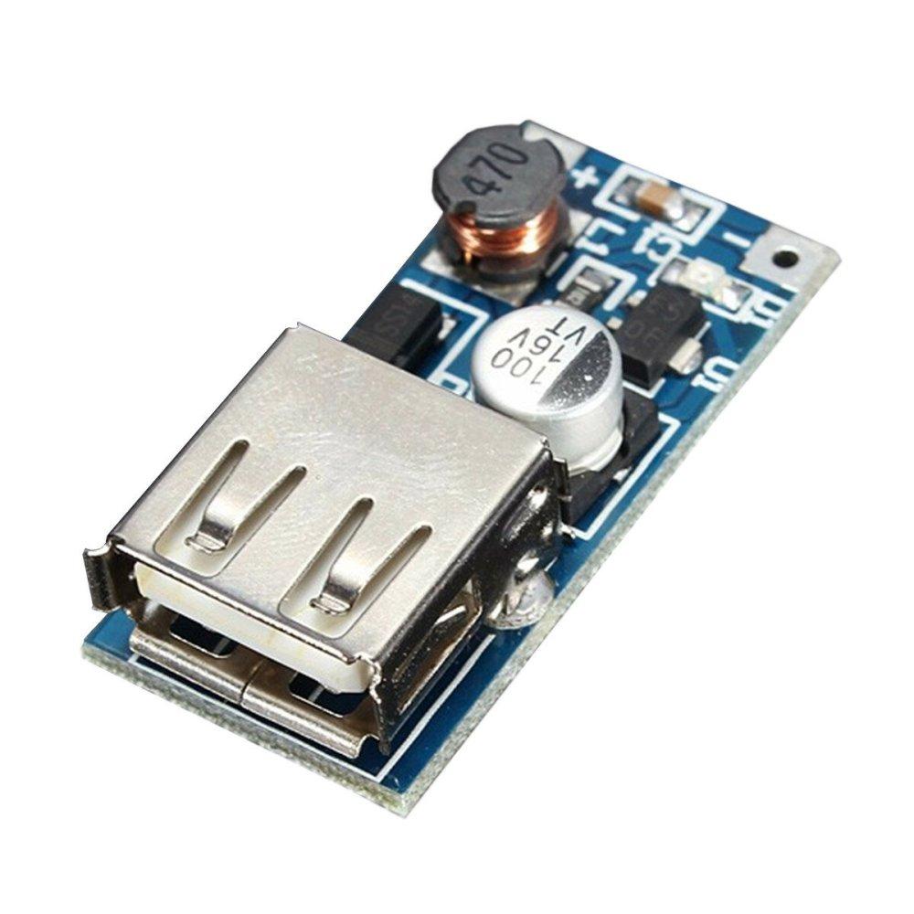 medium resolution of pfm control dc dc 0 9v 5v to usb 5v boost step up power supply module cod